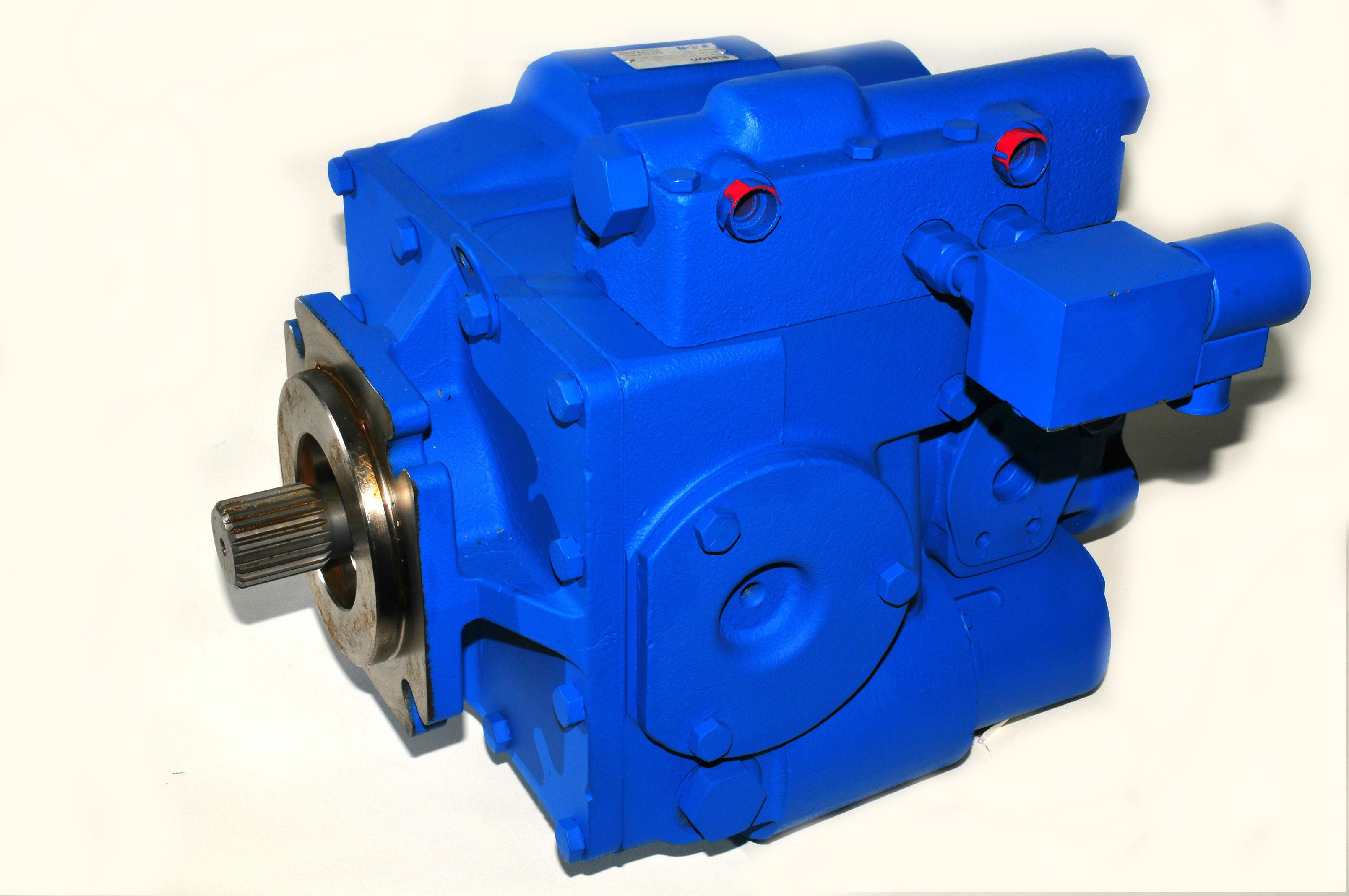 Hydraulic Pump Such As Piston Pump Vane Pump Gear Pump